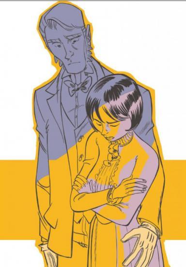 Silas Corey - Intégrale, Alary, Visuel ex-libris